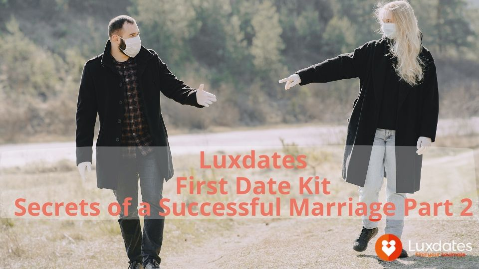 Secrets of a Successful Marriage Part 2