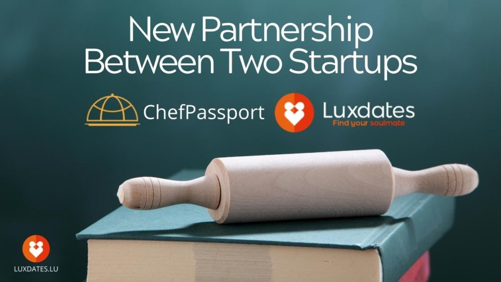 New Partnership Between Two Startups: ChefPassport & Luxdates