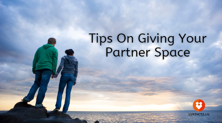 Tips on giving your partner space